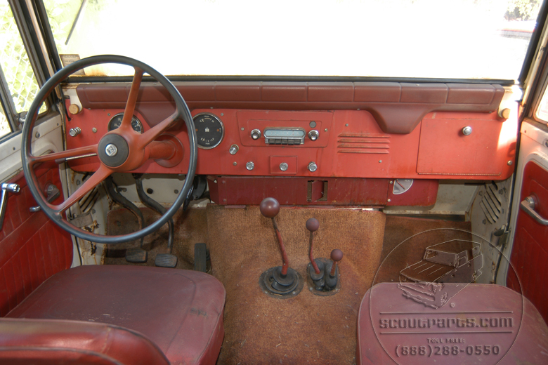 international scout wiring diagram international harvester 1964 scout 1964 international #13
