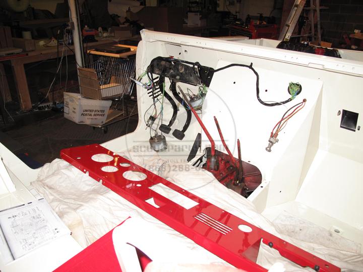 international harvester 1964 scout international scout 800 wiring harness international scout