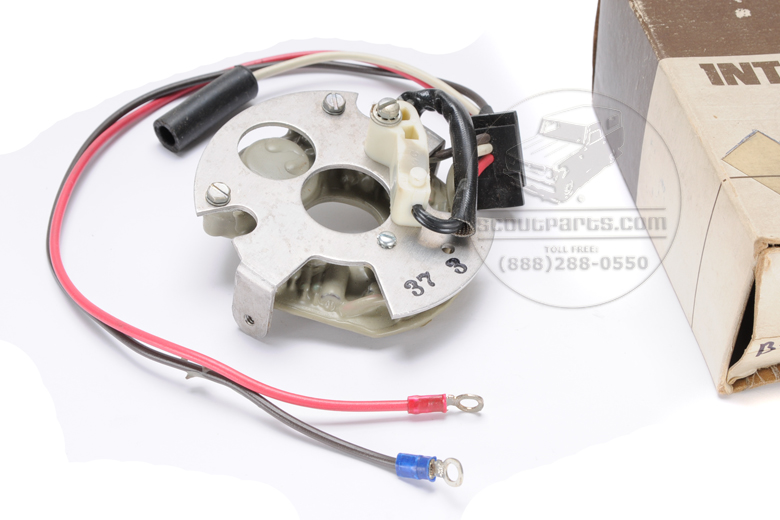 Electronic Ignition CORE, distributor SM