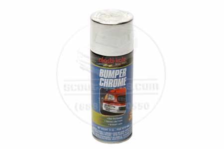 bumper chrome