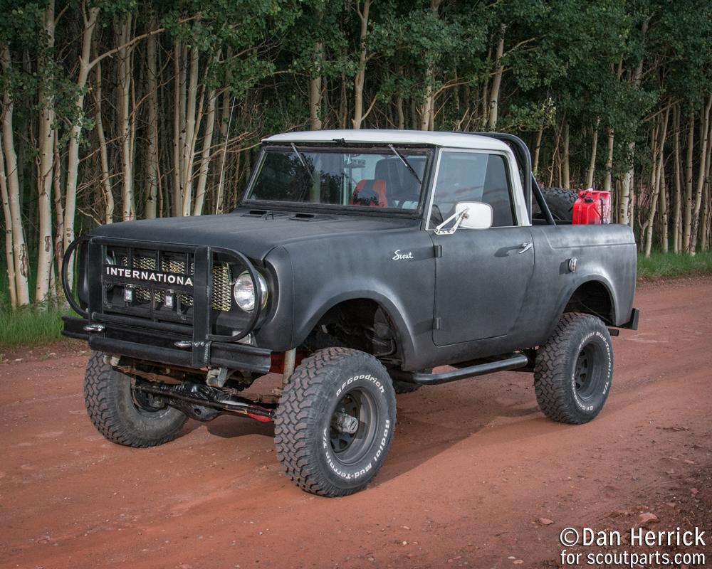 61 Scout80 bumper parts - International Scout Parts - Scout II Parts