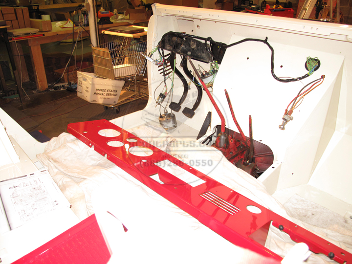 International Scout International Harvester 1964 Scout International Scout 80 wiring harness