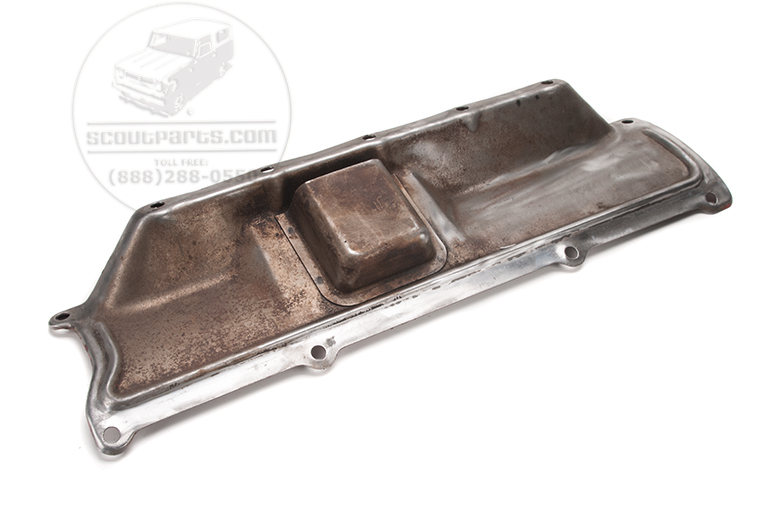 Scout 80, Scout 800 Side Cover - 4 Cylinder 152 And 196