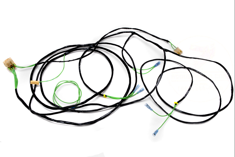 scout 800 rear wiring harness 1966-68