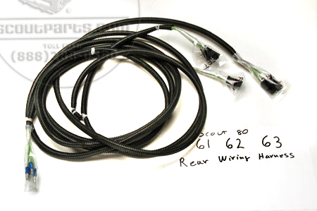 10043_10043 rear wiring harness scout 80 1961 63 international scout scout ii wiring harness at bayanpartner.co