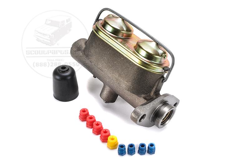 Brake Master Cylinder - Dual Reservoir
