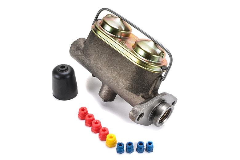 Scout 800 Brake Master Cylinder - Dual Reservoir