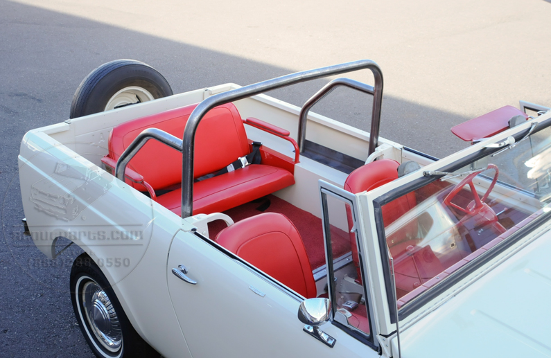 Scout 80, Scout 800 4-Point Roll Bar - Show Bar (Non-Load Bearing) - SCOUTPARTS.COM EXCLUSIVE PRODUCT: