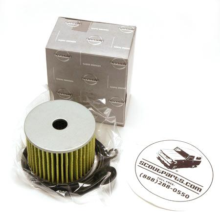 Diesel Fuel Filter Canister