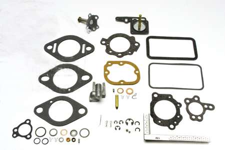 Carburetor Rebuild Kit, Holley 1904, 1908