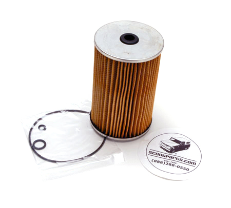 Oil Filter for 77 -80 Diesel Scout. Canister Type