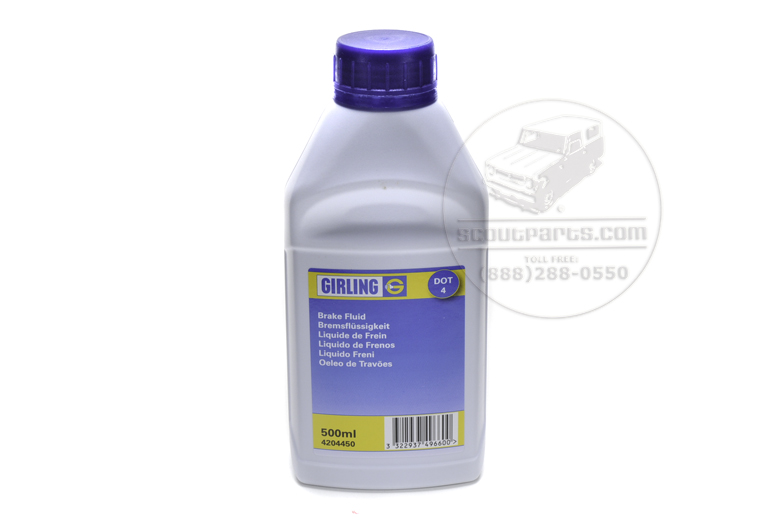 Hydraulic Fluid for Clutch System