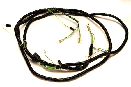 Scout 800 Wiring Harness Headlight/engine 1969 To 1970 A