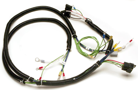 Scout 800 B Engine Wiring Harness  1971