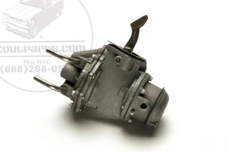 Fuel Pump - 4 Cylinder