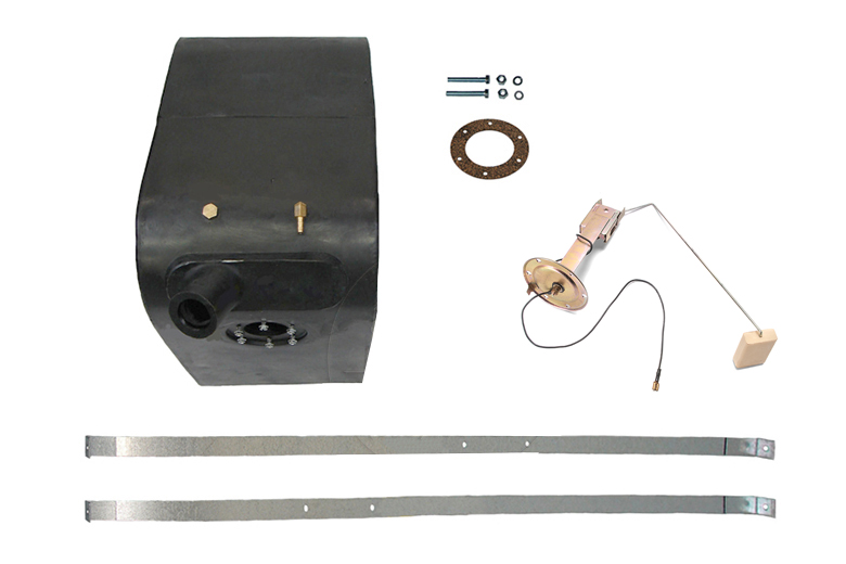Scout 80, Scout 800 ,  Driver Side Gas Tank/Fuel Tank AND Fuel Sender Kit