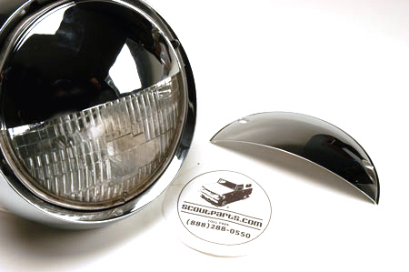 Headlight Shield.