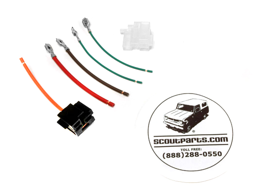 Ignition switch connector Repair Kit