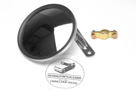 Scout 80, Scout 800 Mirror  6-Inch Convex