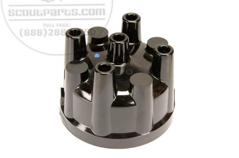 Distributor Cap 4 Cylinder Holley