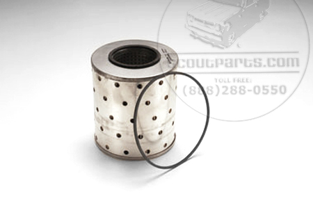 Canister Type Oil Filter