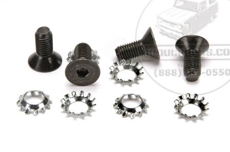 Door Hinge Screw Kit