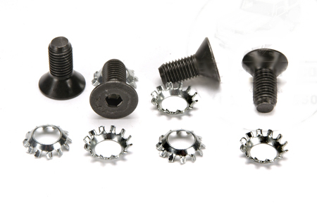 Scout 80, Scout 800 Door Hinge Screw Kit - 24 screws with cup lock washers