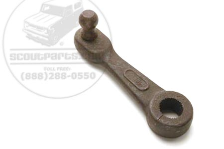 Pitman Arm With Ball Joint