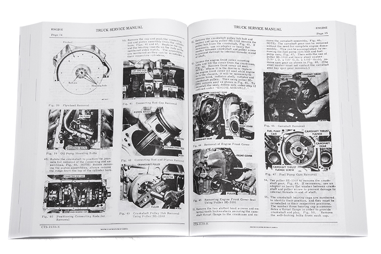 Scout II Service Manual 1971-1975
