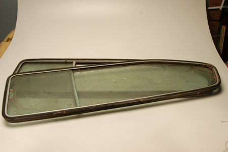 Scout II Slider Window -  USED Side