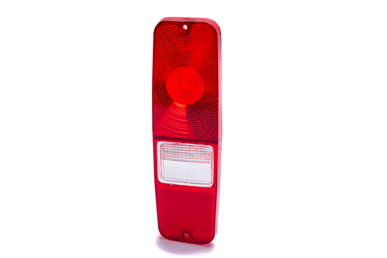 Scout II Tail Light Lens (Brake Light Lens)  Made Before March 1978