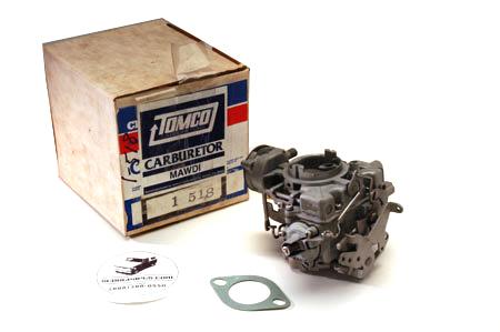 Carburetor -  4-Cylinder Rebuilt