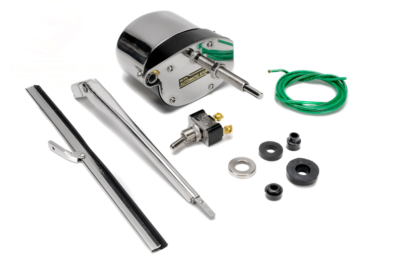 Scout 80 Electric Wiper Motor Conversion Kit - New