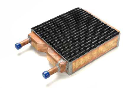 Scout II Heater Core -   New