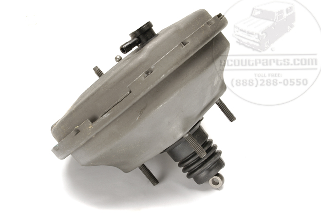 Brake Booster, Remanufactured single chamber early