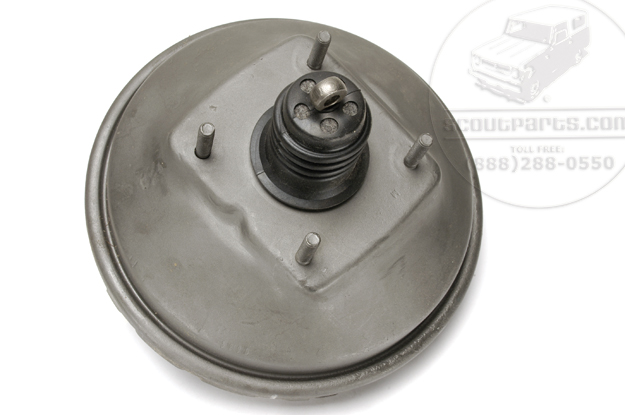 Scout II Brake Booster, Remanufactured Single Chamber Early