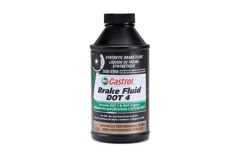 Scout 80, Scout 800 Hydraulic Fluid  Exceeds DOT 3 & 4 Castrol LMA Clutch