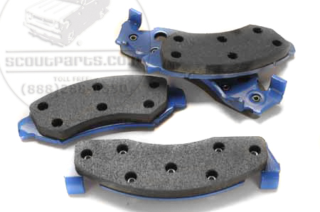 Brake Pads - Scout II Front Disc