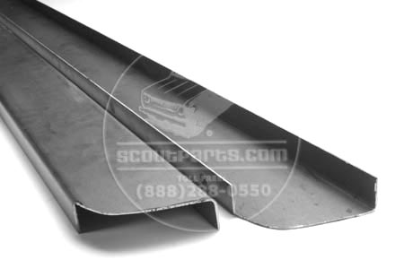 Scout II Inner Rocker Panel, NEW