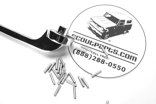 Retainer Pins  for Door and Window Crank Handle