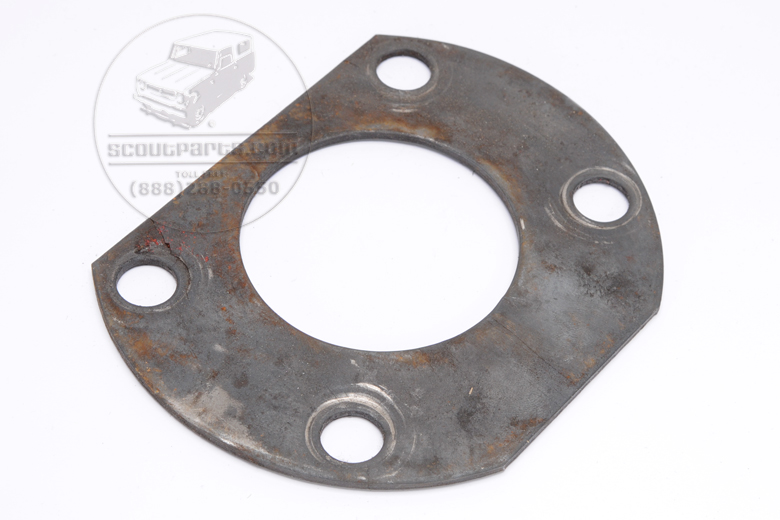 Scout II Rear Axle Shaft Bearing Retainer