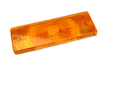 Amber Front Turn Signal Lens (Parking Light)