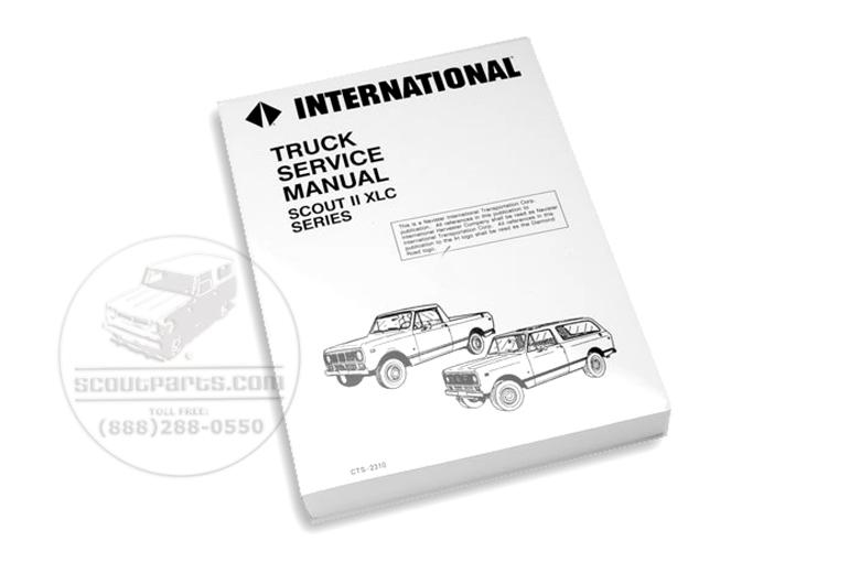 Service Manual 1976-1977