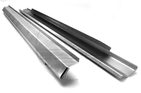 Scout II Outer Rocker Panel, NEW
