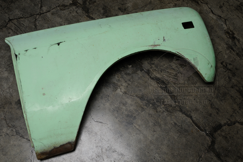Front Fender - Used
