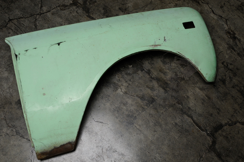 Scout II Front Fender - Used