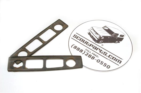 Scout II Side View Mirror Gasket