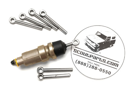 Push Rod  Clutch Slave (Actuator Pin) -