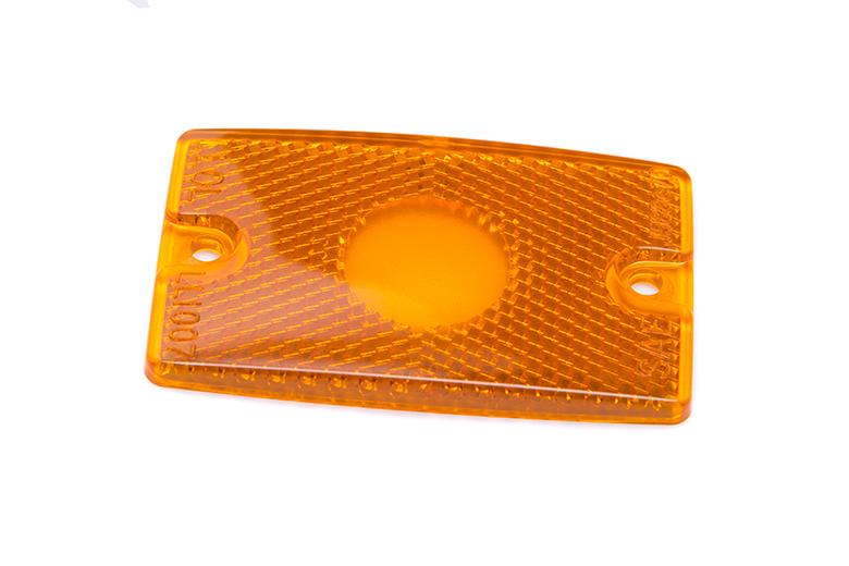 Scout II Marker Lens - Amber Lens For Fender