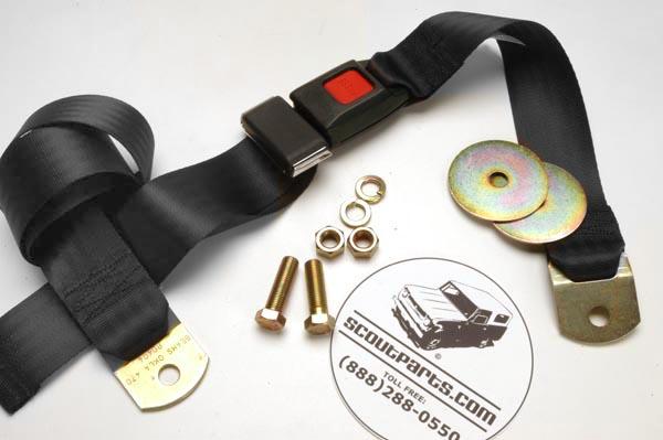 Lap Belt (Seat Belt)
